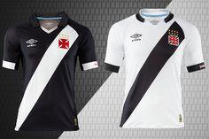 CR Vasco da Gama 2015/16 Umbro Home and Away Jerseys