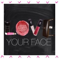 Love your face!