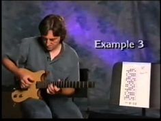 Allan Holdsworth Instructional Video - YouTube