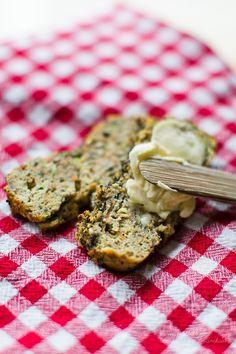 Morot- och Zucchinibröd