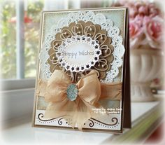 Happy Wishes - Scrapbook.com by   Andrea Ewen.