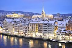 Winter has never looked so inviting. | Community Post: 20 Reasons You Should Drop Everything And Go To Switzerland