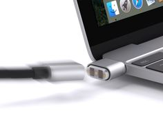 BreakSafe Magnetic USB Type C Cable disconnected