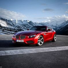#motorsquare #dream4you #oftheday : #bmw #z4 #zagato when the #german engineering meets the #italian design