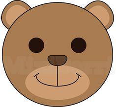 teddy bear applique template teddy bear template and bears
