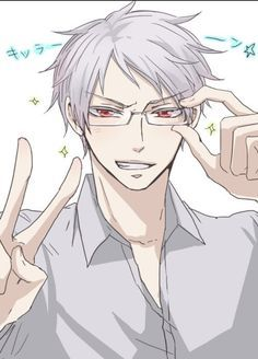 ((Gilbert is also fairly good in English class. His worst subjects though, are science and math. It's because of all those freaking formulas.))