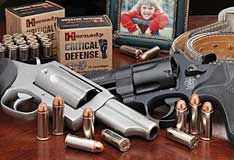 Hornady Manufacturing Company :: Ammunition :: Handgun :: Choose by Caliber :: 38 Special :: 38 Special 110 gr FTX® Critical Defense®