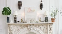 Here's How to Makeover that Mantel