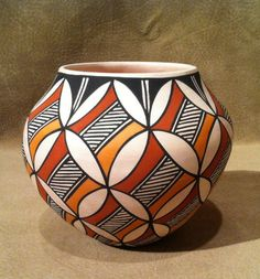 zuni indian miniture pottery   Results for **POTTERY**NATIVE AMERICAN INDIAN PUEBLO POTTERY**