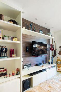 MinhaCASA - Apê de 69 m²: Ideias simples e funcionais de decoração