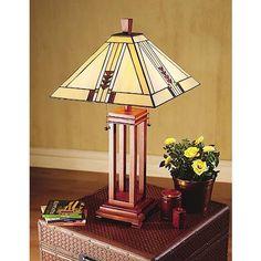 Mission Prairie Table Lamp