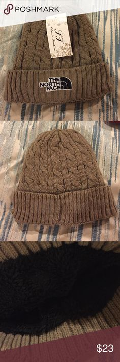 The North Face Hat The North Face Hat with fur inside Non Authentic NWT The North Face Accessories Hats
