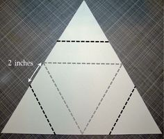 The Kraft Journal: Watch Us Wednesday with Tracy MacDonald: Triangle Star Card Tutorial