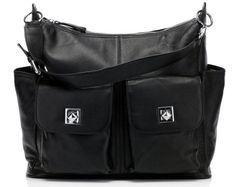 Win a leather nappy bag from Boowiggie - Prizeapalooza day 19