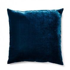 Givted-aviva stanoff teal #velvet #pillow