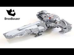Lego creator 31066 space shuttle explorer lego speed - Vaisseau dark maul ...