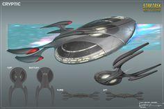 ArtStation - Sagittarius class, Hector Ortiz