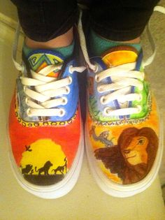 the lion king... so want to make these
