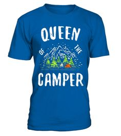"# Queen Of The Camper T-Shirt Funny Camping Gift Shirt .  Special Offer, not available in shops      Comes in a variety of styles and colours      Buy yours now before it is too late!      Secured payment via Visa / Mastercard / Amex / PayPal      How to place an order            Choose the model from the drop-down menu      Click on ""Buy it now""      Choose the size and the quantity      Add your delivery address and bank details      And that's it!      Tags: Perfect Gift Idea for Men…"