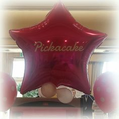 Any message on a foil balloon! vipballoons.co.uk