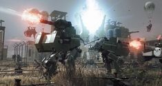 Today, I'd like to introduce you to the Single Player Campaign of Metal Gear Survive. Metal Gear Survive is a spin-off episode Metal Gear Solid V. The game features a single player campaign based on Read more… Metal Gear Solid, Metal Gear V, Dr Games, News Games, Video Games, Metal Gear Survive, Playstation, Ps4, Let It Die