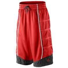 ae2b53a17f6e Jordan Retro 11 Short - Men s - Gym Red Black Gym Red Retro Jordans