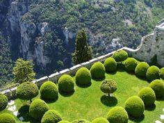 Gourdon's Garden, Provence, France