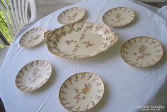 undefined Empire, Decorative Plates, Tableware, Home Decor, France, Dinnerware, Decoration Home, Room Decor, Tablewares