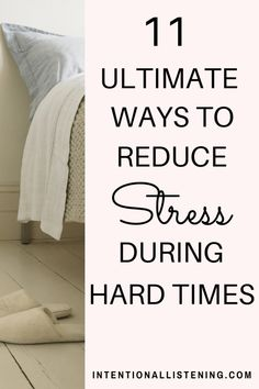 11 Ways to Relieve Stress When Times Are Tough - Intentional Listening Work Stress, Coping With Stress, Dealing With Stress, Acute Stress, Chronic Stress, Feeling Stressed, How Are You Feeling, What Causes Stress, Stress Relief Tips