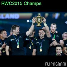 #RWC2015 #ABsAllDayEveryDay #3TimeChamps #OneMoreHaka ♫ Paloma Faith - World in Union - Official Rugby World Cup Song Made with Flipagram - https://flipagram.com/f/eoqkLXWid3