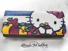 Hello Kitty Purse Long Wallet