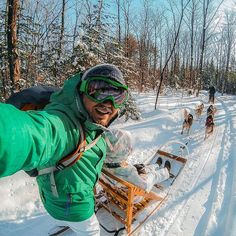 Photo of the Day! It might be -32°C but that won't stop @djisupertramp from having fun in the Canadian #backcountry. Show us where you bring your #GoPro: gopro.com/awards #ICantFeelMyFaceWhenImWithYou #photo #random #L4L