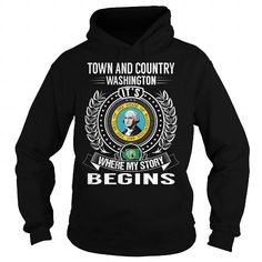Town and Country, Washington It