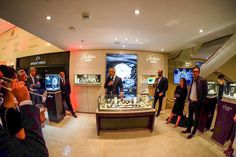 Big thank you to @g_o_manufactory for a great event at the #Tourbillon Boutique in San Francisco and giving us a first look at the #SixtiesIconic Collection. #GlashutteOriginal #RedBarSF #RedBarCrew #RedBarGroup by redbarsf