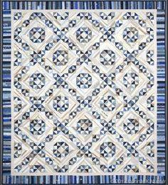 jamestownlanding quilt by Bonnie Hunter, pattern in new book String Fling