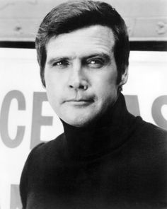 Lee Majors as the Six Million Dollar Man- My sister and I were so in love with Lee!!