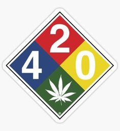 420 stickers featuring millions of original designs created by independent artists. 4 sizes available. Weed Stickers, Tumblr Stickers, Cannabis, Stoner Art, Sleeve Tattoos, Drugs, Graffiti, Decoration, Hemp