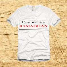 Can't wait for RAMADHAN