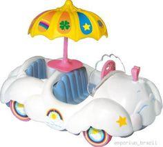Care Bears cloud car