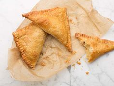 Get this all-star, easy-to-follow Apple Sauce Empanadas recipe from Melissa d'Arabian