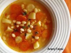 Hungarian Recipes, Jamie Oliver, Viera, Chana Masala, Soups And Stews, Cheeseburger Chowder, Vegetables, Ethnic Recipes, Food