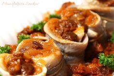 Manufaktura Smaków: Śledzie z karmelizowaną cebulką