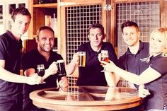 Beer Master Class and Burger Meal for Two | Activity Superstore