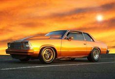 Sun set in heaven Chevy Nova, Chevrolet Chevelle, Malibu Car, Street Racing, Chevrolet Malibu, Drag Cars, American Muscle Cars, Drag Racing, Custom Cars