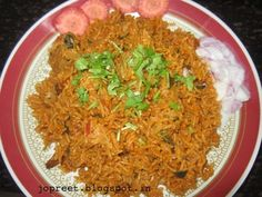 Indian Kitchen: Chettinad Chicken Biriyani