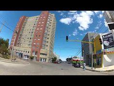 Comodoro Rivadavia, Argentina. City Tour. Cycling. Fatih Aksoy.