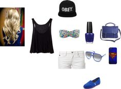 """""""hot summer day"""" by annawarbritton on Polyvore"""