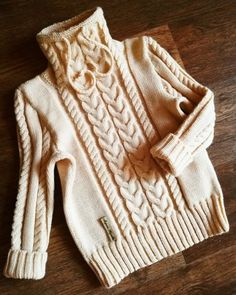 VK is the largest European social network with more than 100 million active users. Knitted Baby Cardigan, Knitted Coat, Girls Sweaters, Sweaters For Women, Men Sweater, Sweater Knitting Patterns, Knitting Designs, Knitting For Kids, Baby Knitting