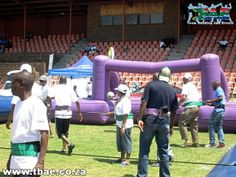 Department of Agriculture Corporate Fun Day team building event at the Pretoria Show Grounds in Gauteng. Team Building Events, Team Building Activities, Team Building Exercises, Pretoria, Good Day, Agriculture, Wrestling, Fun, Buen Dia