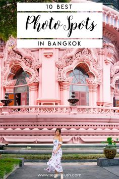 In this post you will find some very useful info about the beautiful city of Bangkok. Enjoy the article and enjoy your vacation in Bangkok. Bangkok Thailand, Thailand Vacation, Thailand Travel Guide, Visit Thailand, Asia Travel, Bangkok Guide, Backpacking Thailand, Laos Travel, Thailand Art